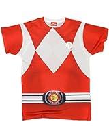 Power Rangers Costume T-Shirts
