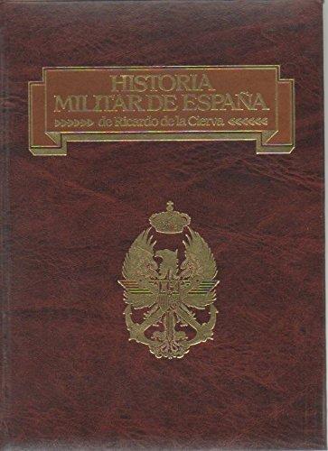 HISTORIA MILITAR DE ESPAÑA 10 VOLS. - OBRA COMPLETA -: Amazon.es: Ricardo de la Cierva, Planeta: Libros