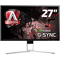 AOC AG271QG 27 Wide Quad HD IPS Black,Red computer monitor
