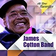 All Time Favorites: James Cotton Band