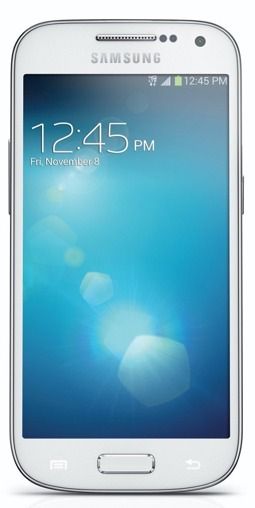 Samsung Galaxy S4 Mini White - No Contract Phone (U.S. Cellular) by Samsung (Image #1)