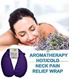 Happy Wraps Microwavable Herbal Neck Wrap - Hot