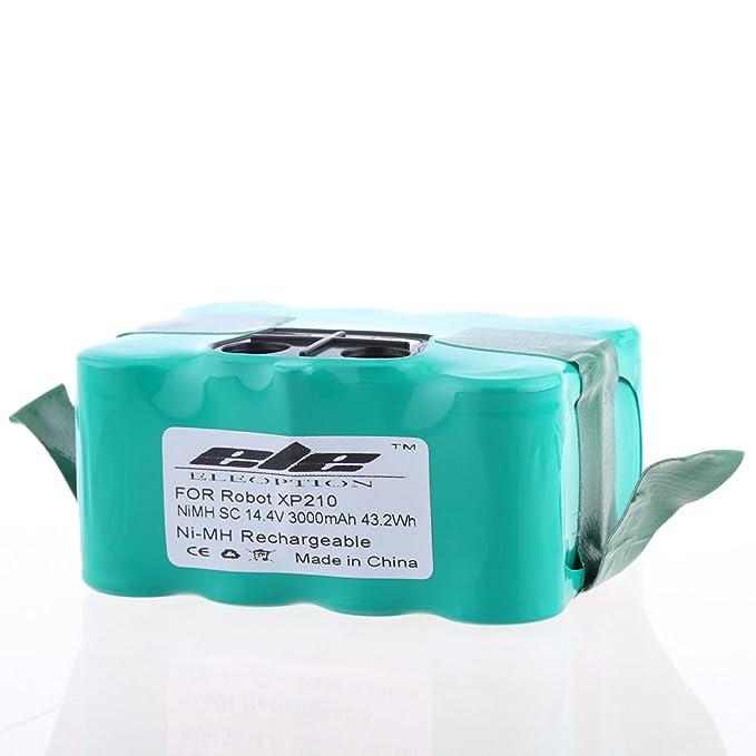 la batterie de remplacement 14.4v 3.0ah ni-mh vide Samba XR210 ...