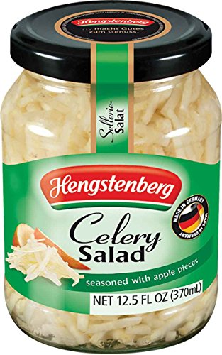 (Hengstenberg Celery Salad with Apple, 12.5 Ounce (Pack of 6))