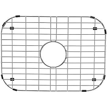 Vigo Stainless Steel Bottom Grid 26 In X 14 375 In
