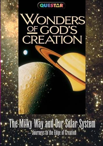 Wonders of God's Creations: The Milky Way and Our Solar (Milky Way Solar System)