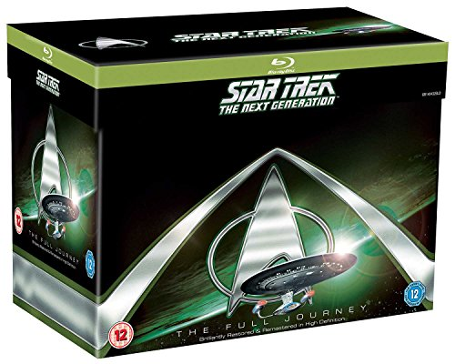 Star Trek The Next Generation (41-Disc) (Complete Seasons 1-7 Bundle)