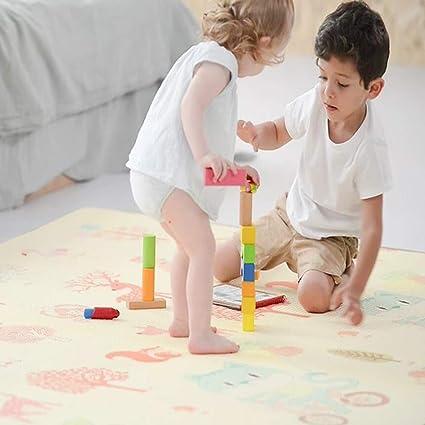 TYZY Almohadilla para Gatear para bebés Cojín para niños ...