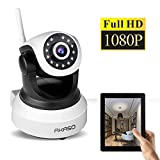 Cheap AKASO IP Security Wifi Camera 1080P Wireless Video Surveillance Monitor Home Indoor Webcam, 1920 ×1080, Pan/Tilt, Night Vision, Two Way Audio, SD Card Slot ( IP2M-903 )