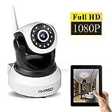 AKASO IP Security Wifi Camera 1080P Wireless Video Surveillance Monitor Home ...