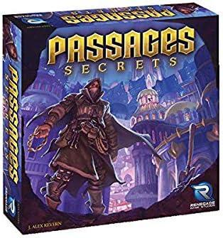 Edición Origames 85059 Secret Passages - Juego de mesa, - LOTE: PAS-092108: Amazon.es: Juguetes y juegos