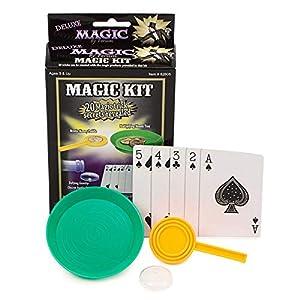Forum Novelties Inc - Magic Tricks Deluxe Kit (1)