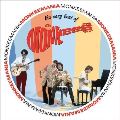 MONKEES - Monkeemania - The Very Best Of The Monkees By The Monkees - Zortam Music