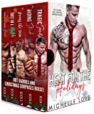 Download Heat For The Holidays: Hot Daddies and Christmas Surprises Boxset in PDF ePUB Free Online
