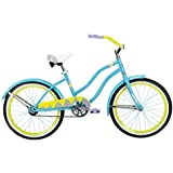 "20"" Huffy Good Vibrations Girls' Cruiser Bike"