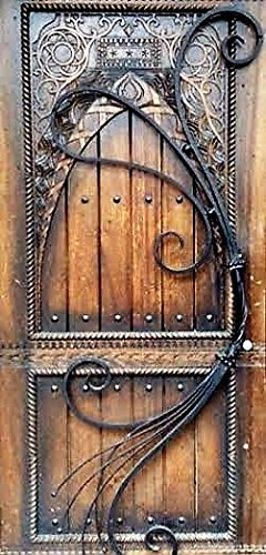 42 X 96 Stunning Hand Crafted Solid Wood Entry Doors Amazon