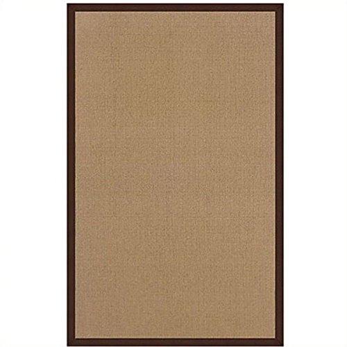 8' Cork Wool Rug - 1