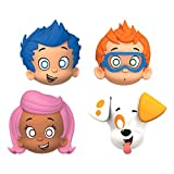 Bubble Guppies Party Hats/ Masks, 8 Count, Party Supplies