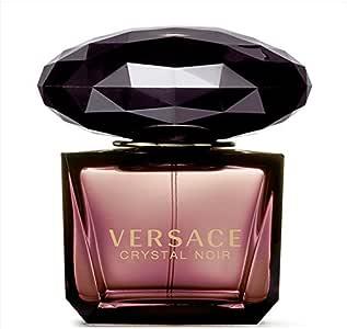Versace Crystal Noir For Women - 90 Ml Edp Spray