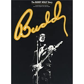 Buddy: From The Buddy Holly Musical. Sheet Music for Piano, Vocal ...