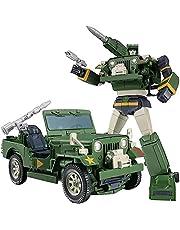 Shape-Shifting Toys Optimus Prime Transformer Toys Masterpiece MP47 Hound KO Version Action Figure Optimus Prime spielzeug