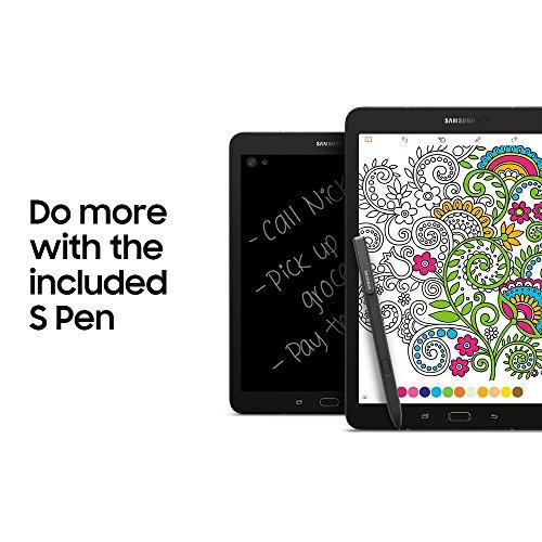 Samsung Galaxy Tab S3 9.7-Inch, 32GB Tablet (Black, SM-T820NZKAXAR)
