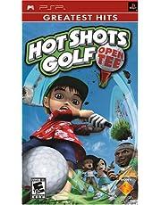 Hot Shots Golf Open Tee - PlayStation Portable