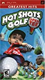 Hot Shots Golf Open Tee - PlayStation Portable