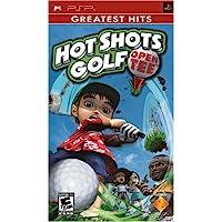 Hot Shots Golf Open Tee - Sony PSP [video game]