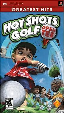Hot Shots Golf Open Tee - Sony PSP