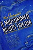 A Midsummer Night's Dream Poster 27x40 James Cagney Dick Powell Joe E. Brown