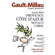 Guide Provence, Côte d'Azur, Monaco, Corse 2014