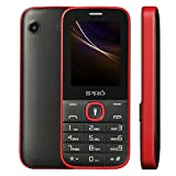 IPRO Unlocked Cell Phones Canada with Keyboard SC6531DA 2.4inch Dual SIM 2G GSM No Contract Budget Mobile Phone Backup Phones with Camera/Flashlight/SD Card Slot for Kids/Elderly