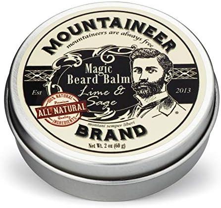 Magic Beard Balm Mountaineer Brand