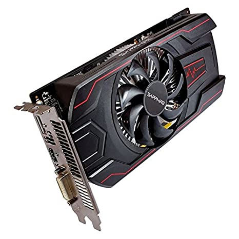 Image result for Sapphire Pulse RadeonTM RX 560 4G GDDR5 HDMI/DVI-D/DP OC Graphics Card (11267-18-41G)