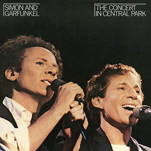 Bridge over Troubled Water (Live at Central Park, New York, NY - September 19, 1981) (Simon And Garfunkel Bridge Over Troubled Water)