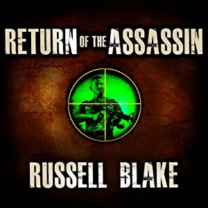 Return of the Assassin Audiobook