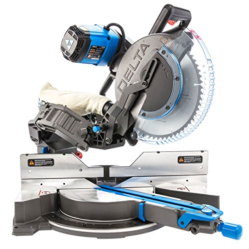 Delta 26-2250 12 in. Sliding Miter Saw Dual Bevel - Cruzer