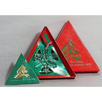 Amazon.com: RARE Retired 1994 Swarovski Holiday Annual ...