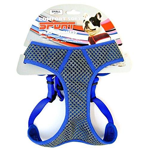Coastal Pet Comfort Soft Sport Wrap Adjustable Dog Harness ,