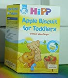 HIPP APPLE BISCUIT TODDLER 1-3 years (Pack of 6)