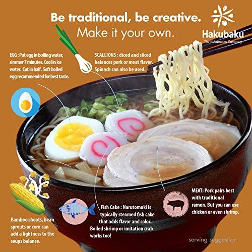 Buy dried ramen noodles