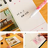 My Home Product Fashion 223*215*28mm DIY Concert Movie Ticket Collection Album 50 Pages PU PP Paper Simple New 5 Colors