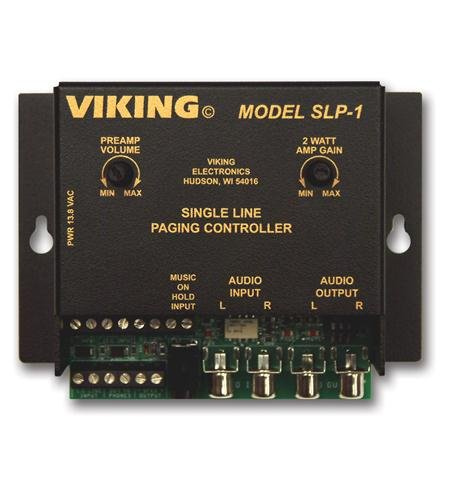 (1 - Viking Single Line Paging Controller)
