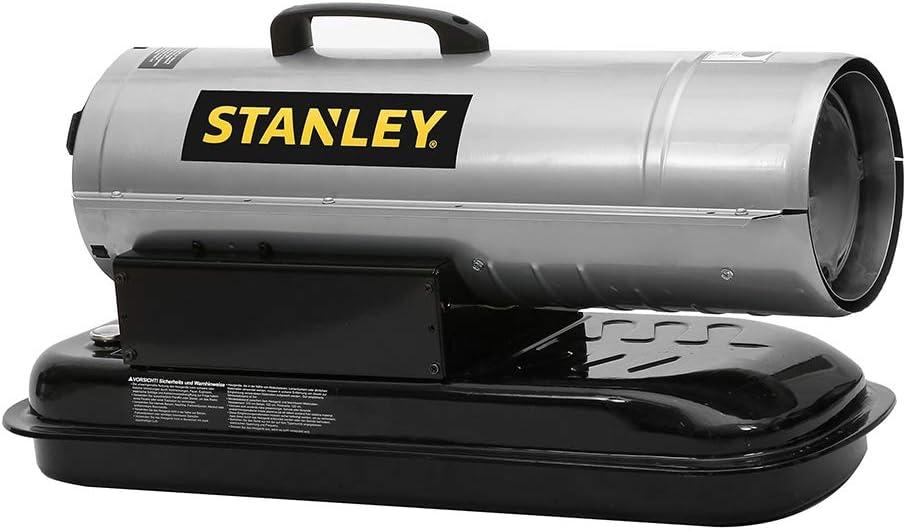 STANLEY Calefactor de aire forzado de parafina/diésel ST-70T-KFA-E (Enchufe de la EU)