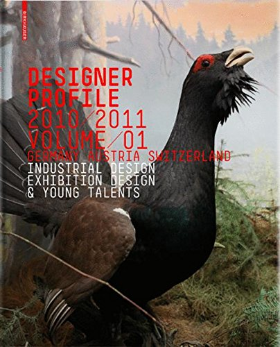 Designer Profile 2010/2011: Industrial + Exhibition Design