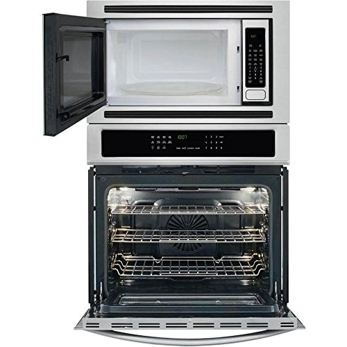 Frigidaire FGMC2765PF FGMC2765PF-Gallery 27 Electric Combination Wall Oven-Convection, Stainless Steel