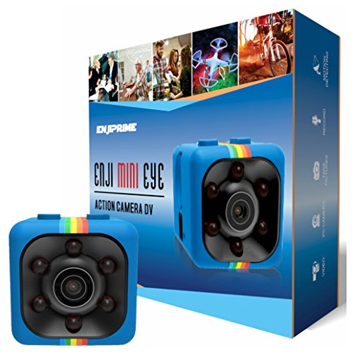 Mini Wireless Camera Cop Cam - Action Cameras for Indoor or Outdoor