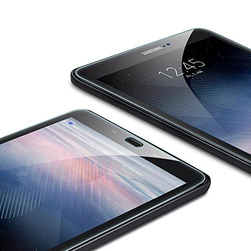 ESR Samsung Galaxy Tab A 10.1 Screen Protector [SM-T585( T580/T580N)], [2 Pack] 0.33mm [9H Tempered Glass][Bubble-Free] Anti-Scratch Anti-Fingerprint/Oil/Smudge for Samsung Galaxy Tab A 10.1 by ESR (Image #8)