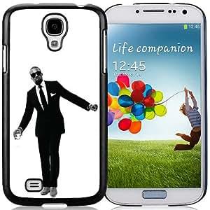 Kanye West Black Best Sale Fantastic Samsung Galaxy S4 Cover Case